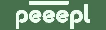 peeepl Logo klein Transparent mintgrün
